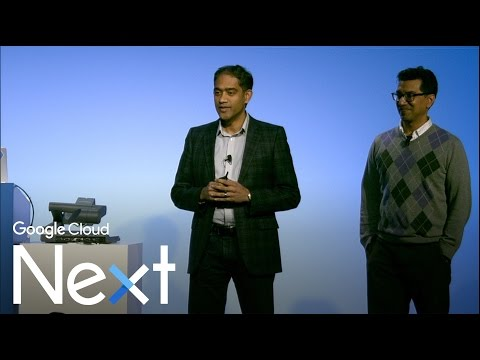 Using Google's Identity as a Service (IDaaS) for GCP and G Suite (Google Cloud Next '17)