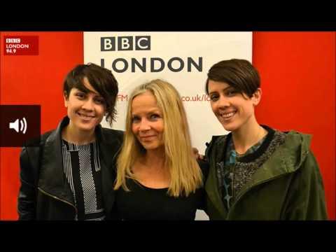 Tegan and Sara on BBC London Radio with Jo Good