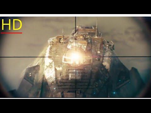 Battleship : Sunrise & Sniper Scene// Sinemar Drishyo //
