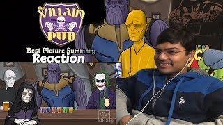HISHE Villian Pub - Best Picture Summary Reaction! Beware the Mickey!