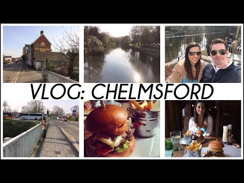 Vlog: Day Trip to Chelmsford! | Le Beauty Girl