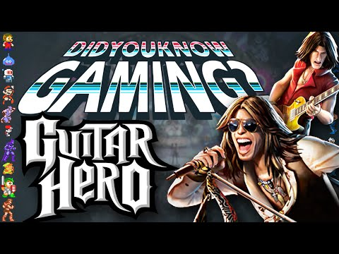 Guitar Hero - Did You Know Gaming - Written by Innagadadavida
