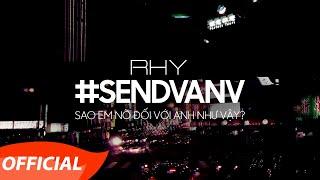 RHY | Sao Em Nỡ Đối Với Anh Như Vậy | Official Audio