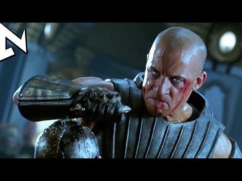 Riddick vs Lord