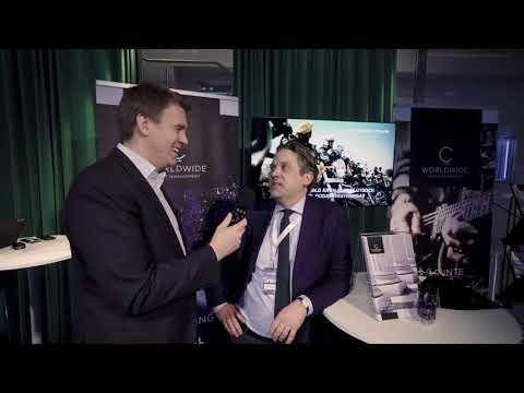Nordnet LIVE interview with C WorldWide Asset Management