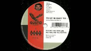 Roosevelt Matthews & Billy Ball & The Upsetters - You Got Me Diggin' You - REISSUE Kent Gusto 002-B