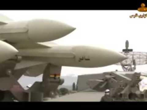Islamic Republic of Iran Air Defense Force's Mersad SAM system