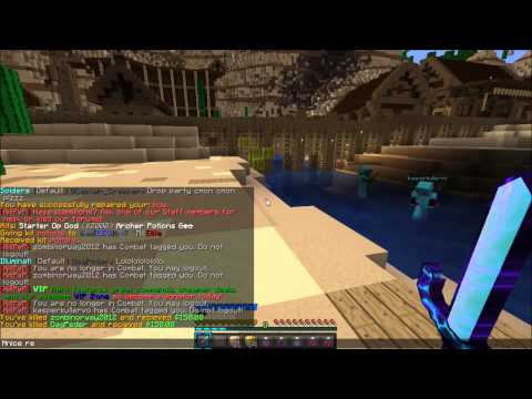 Too many hackers on the server!Minecraft