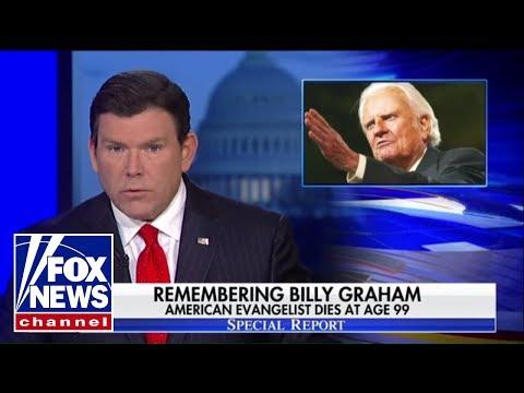Remembering Billy Graham: Evangelist dies at age 99