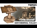 RISE OF THE TOMB RAIDER 100% Walkthrough - Geothermal Valley: Tombs
