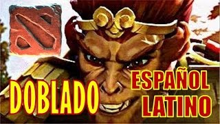 El Rey Mono español latino (Sun Wukong | corto animado) | Material de Daniel Márquez