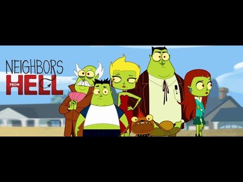 Соседи из ада мультфильм