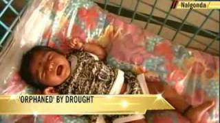 In drought, farmers give away baby girls