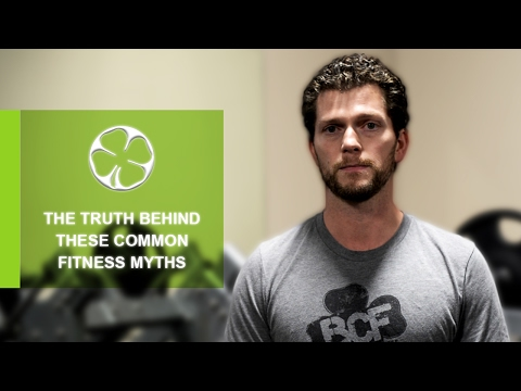 Omaha Fitness: What 2 Common Fitness Beliefs Are Total Myths?