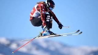 Brittany Phelan wins silver  medal  at Winter Olympics  on skicross for Canada