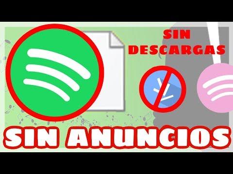 🎶 SPOTIFY PREMIUM SIN ANUNCIOS 🎶 JUNIO 2019 PC Sin descargas, spotify premium gratis