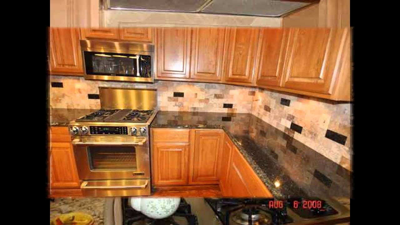 Simple Kitchen Tile Backsplash Ideas