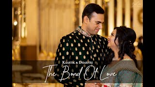 The Bond of Love | Kaartik & Dharitri | Reception Teaser | Films by Shrey Devika