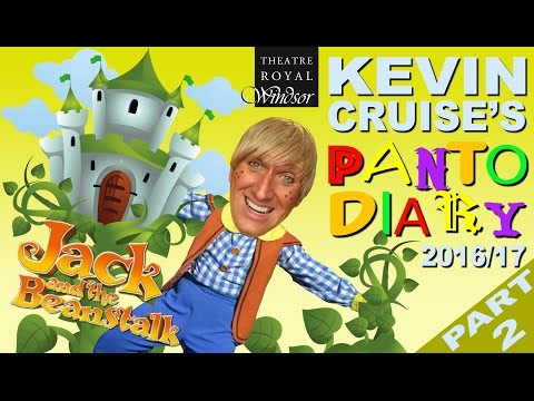 Kevin Cruise's Panto Diary 2016/17 Part 2