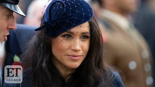 Meghan Markle Speaks Out After British Tabloid Threatens To Expose Friends From Anonymous Interview