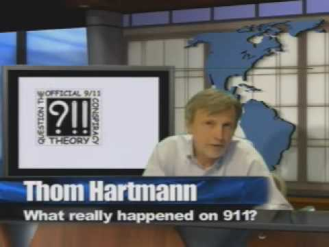 """Thom talks w/ David Aaronovitchis about his documentary """"9/11 Science and Conspiracy"""" (1/2)"""