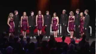 'Royals' by Lorde: Ars Nova of Southeast High School at TEDxLincoln