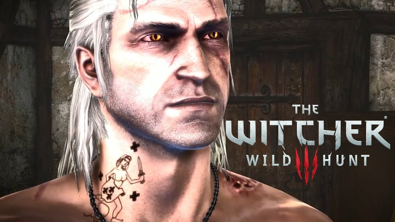 Witcher 3 Tattoo: The Significance Of Geralt's