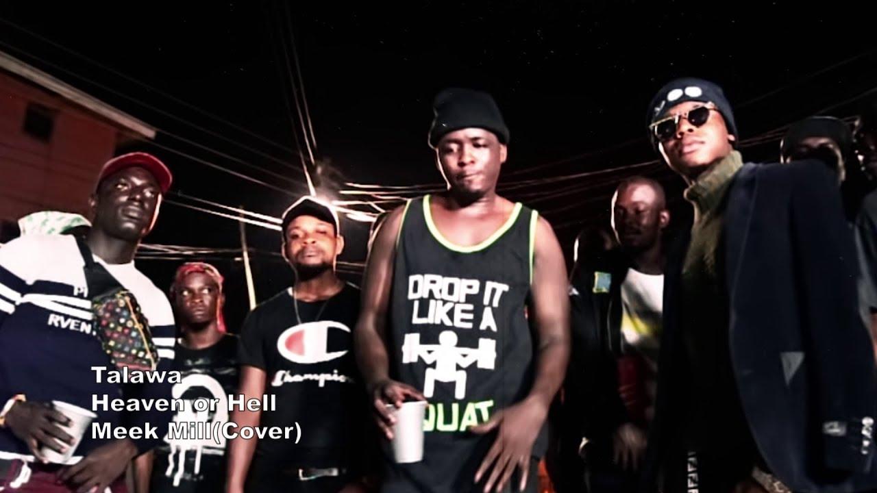 """Meet Ghana """"Meek Mill"""" Who Displayed American Type of Rap in New Music Video - Watch!!!"""