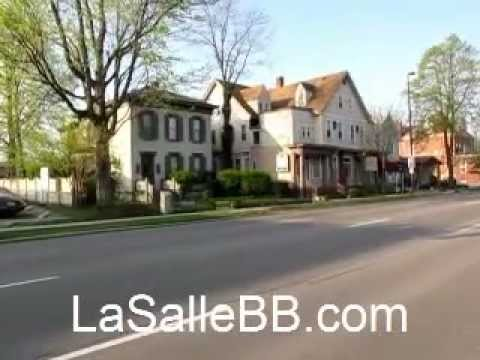 LaSalle Bed and Breakfast is 2:57 Minute Walk from Allen County Public Library