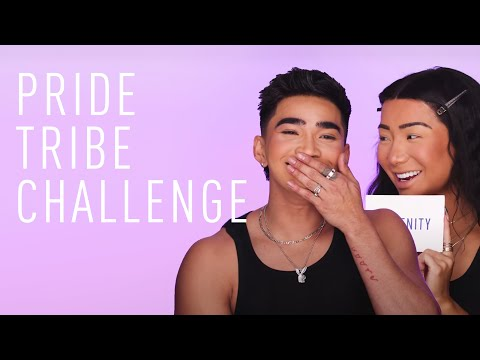 Pride Tribe Challenge: Bretman & Nikita