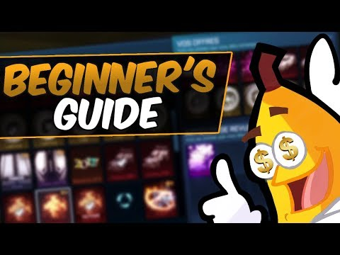 Beginner's Guide to Trading in Rocket League