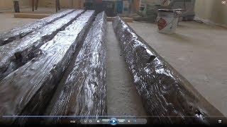 Декоративные потолочные балки (48 фото) в интерьере: как задекорировать потолок: видео и фото