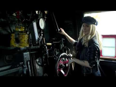 Gong 97.1  | Sabrina, kannst du eigentlich...Dampflok fahren?