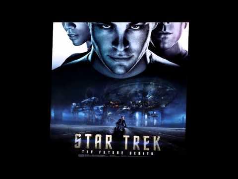 Star Trek 2009 U.S.S. Enterprise Theme