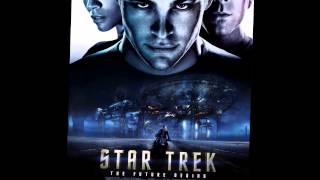 Star Trek 2009 U.S.S. Enterprise Theme