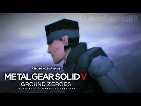 Metal Gear Solid 5: Ground Zeroes - Deja Vu Trailer (PS4/PS3 Exclusive) TRUE-HD QUALITY