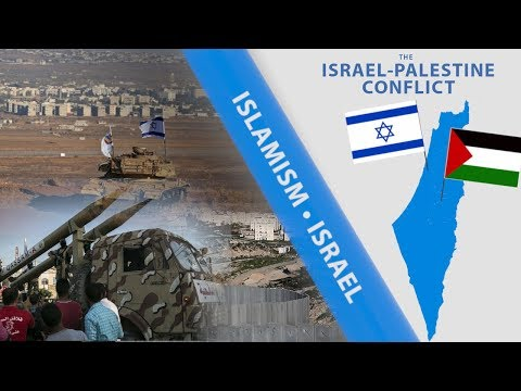 All About The Israel-Palestine Conflict