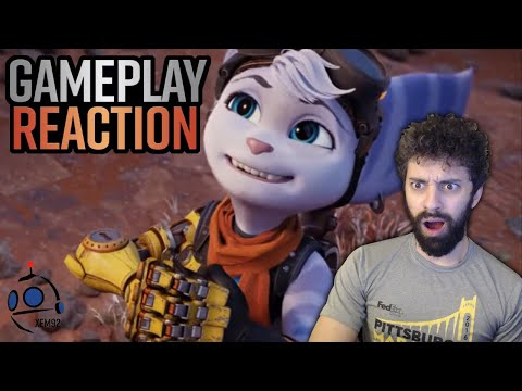 Download 12 Minutes of Ratchet and Clank: Rift Apart Gameplay!?