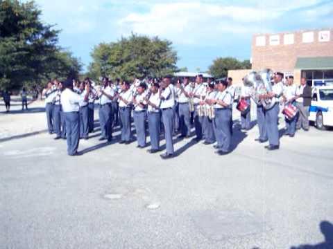 Botswana Police Band - Fatshe leno la rona (National Anthem)