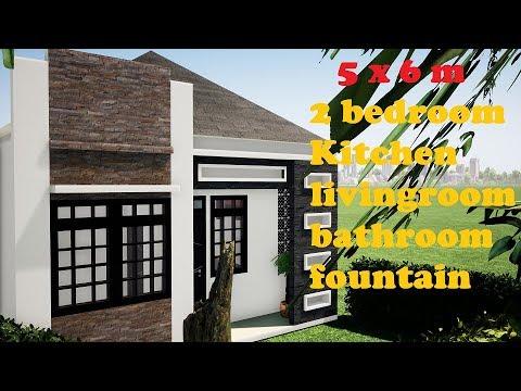 ep 24 inspirasi desain rumah minimalis 6x5 meter rumah di