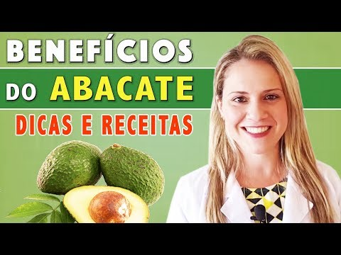 Benefícios do Abacate com Super Dicas + Receitas