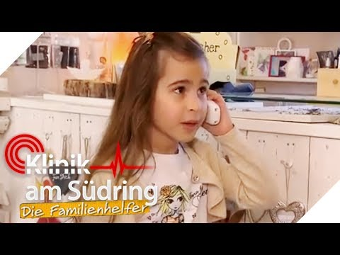 Nele (7) ruft Notarzt: Sie ist ganz alleine! | Klinik am Südring - Die Familienhelfer | SAT.1 TV