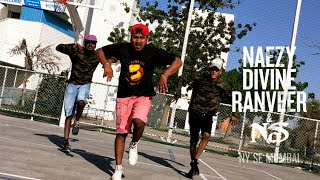 Nas, Divine, Naezy, Ranveer Singh - NY Se Mumbai | Dance Choreography ft JD Zez dance crew