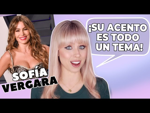 Analizando el inglés de Sofía Vergara   Superholly - superholly