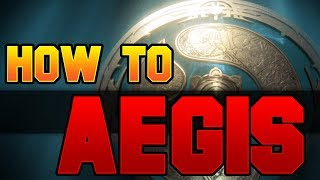 Dota 2 How to AEGIS