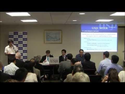 USJI Week Event 3: North Korea in the Kim Jong Un Era