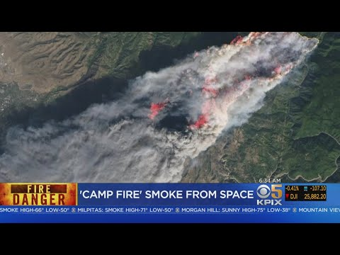 Team Coverage: Fire Crews Battle Camp, Woolsey Fires For 5th Day