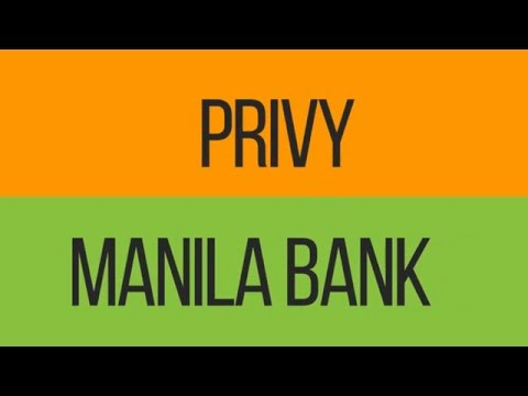 Privy x Manila Bank