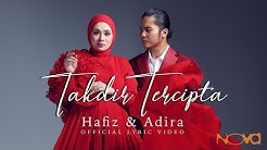OST Lelakimu Yang Dulu | Takdir Tercipta - HAFIZ & ADIRA | Official Lyric Video
