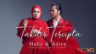 Download OST Lelakimu Yang Dulu | Takdir Tercipta - HAFIZ & ADIRA | Official Lyric Video